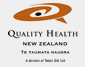 Quality Health NZ logo